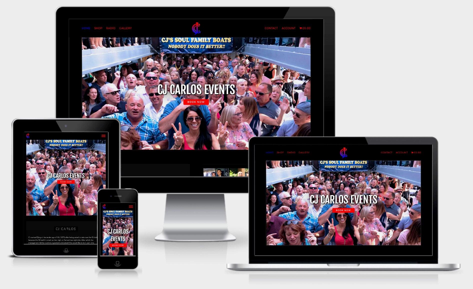 cj-carlos-events-mpower-webdesign-template